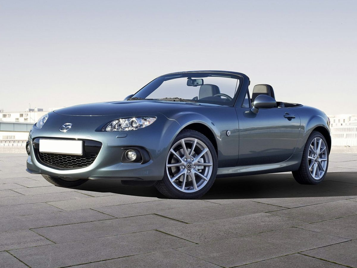 2013 Mazda Miata Club Silver Perfect Color Combination Switch to Mac Haik Dodge Chrysler Jeep Ram
