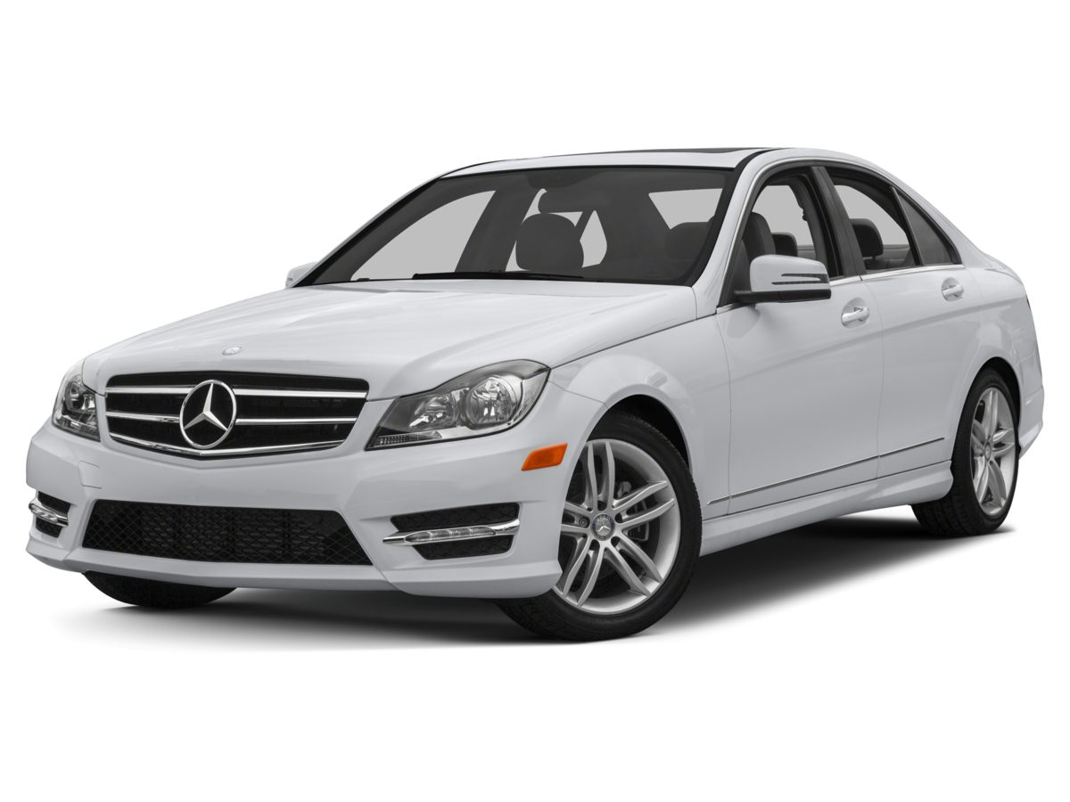 2013 Mercedes-Benz C-Class C250 Silver Offering you noise protection These seats have got your b