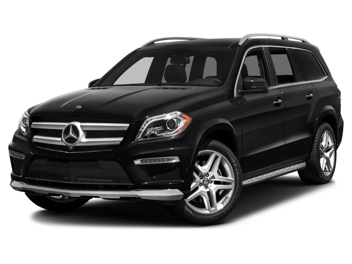 2013 Mercedes-Benz GL-Class GL350 Black GL350 BlueTEC- 4D Sport Utility Navigation System and