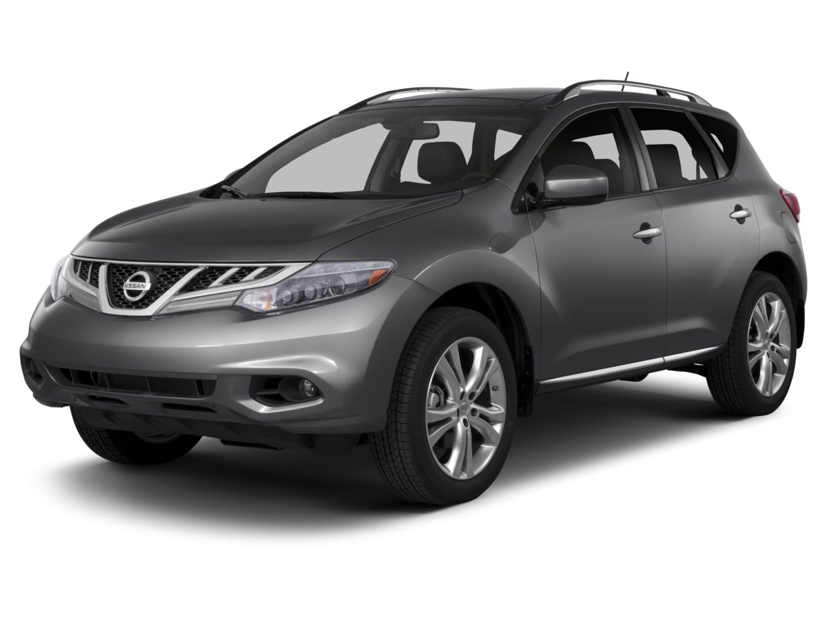 2013 Nissan Murano SL Silver  1 OWNER CLEAN CARFAX SL PACKAGE HEATED LEATHER SEATS POWE
