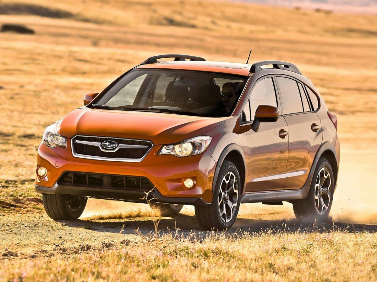 2014 Subaru Xv Crosstrek 2.0I Limited >> Pre Owned 2015 Subaru Xv Crosstrek 5dr Cvt 2 0i Limited Sport Utility