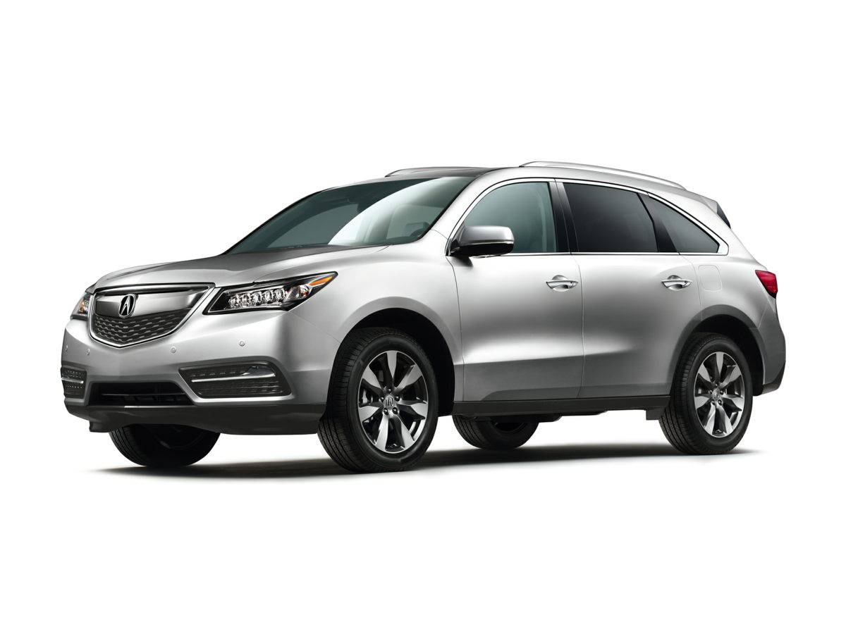 2014 Acura MDX 3.5L Advance Pkg w/Entertainment Pkg