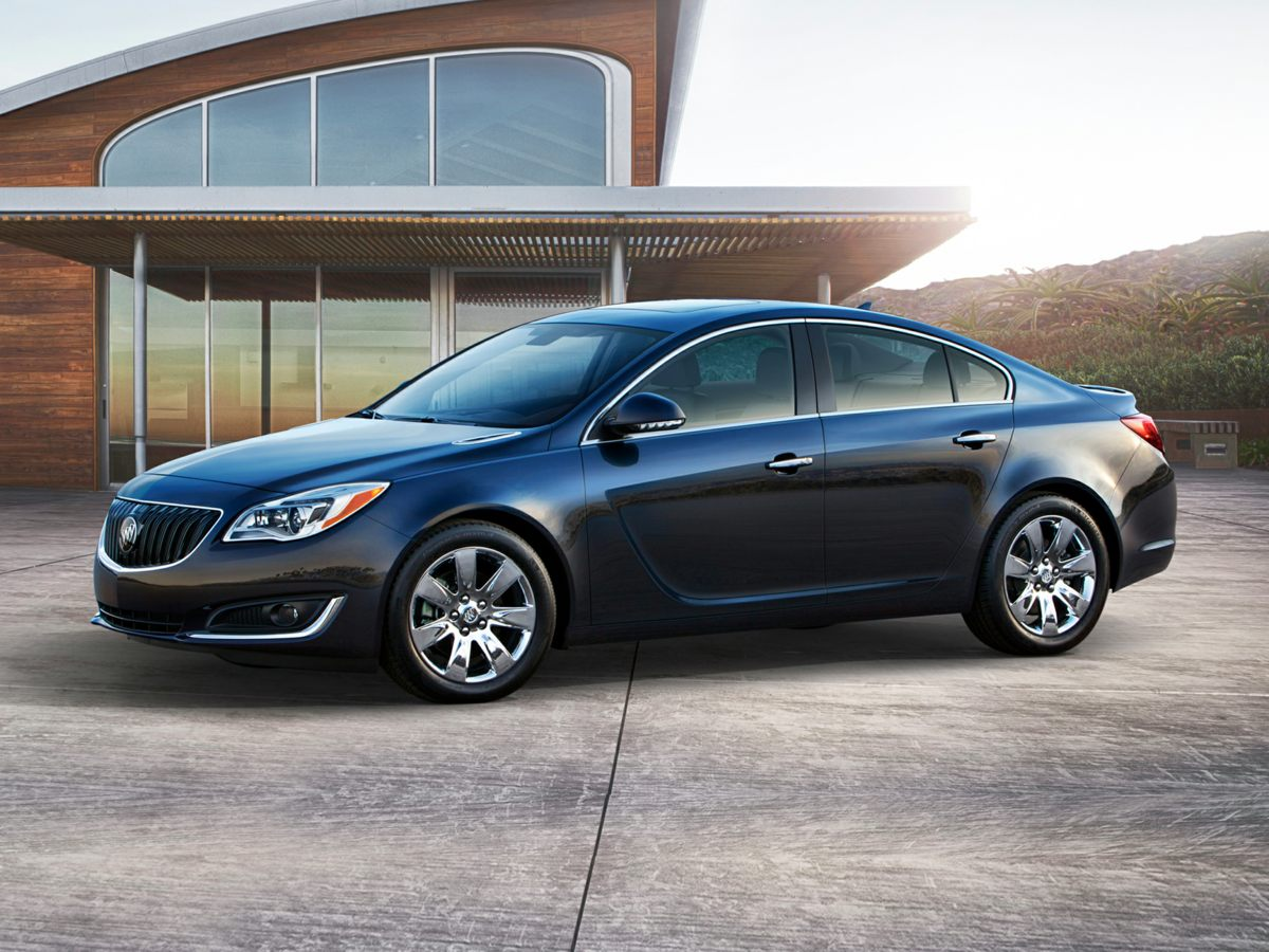 2015 Buick Regal Turbo Silver Net Price includes 1000 - General Motors Consumer Cash Program