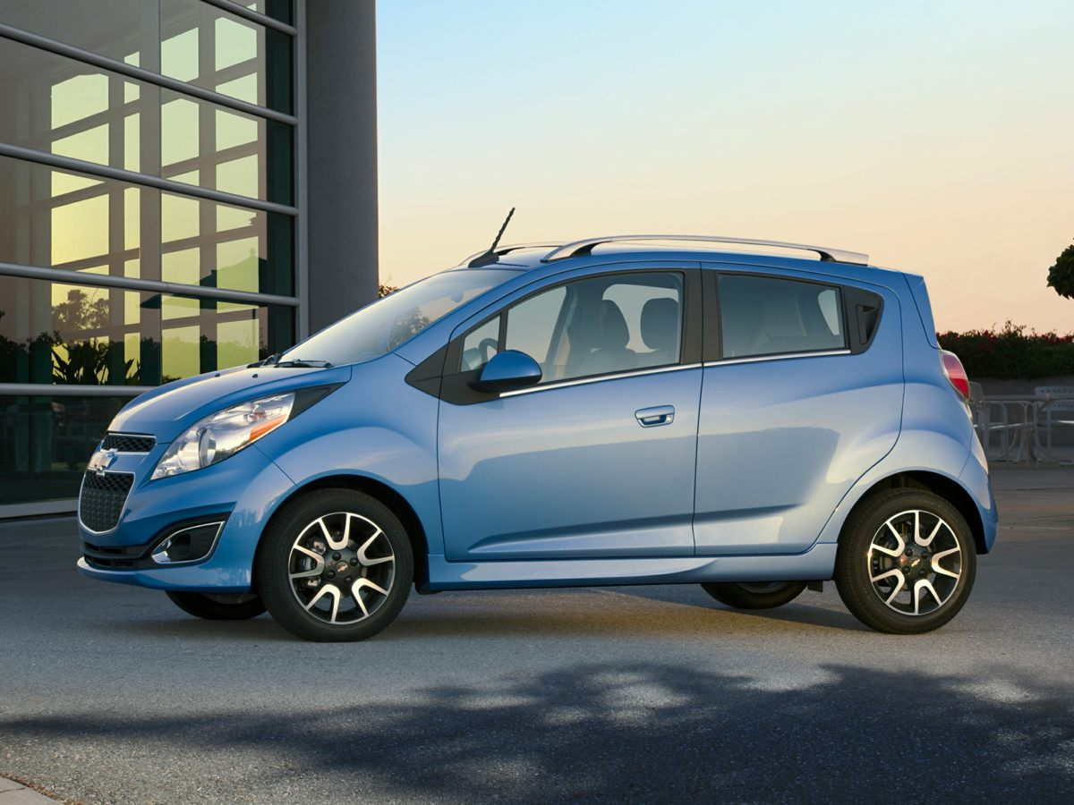 Certified Pre-Owned 2015 Chevrolet Spark 2LT