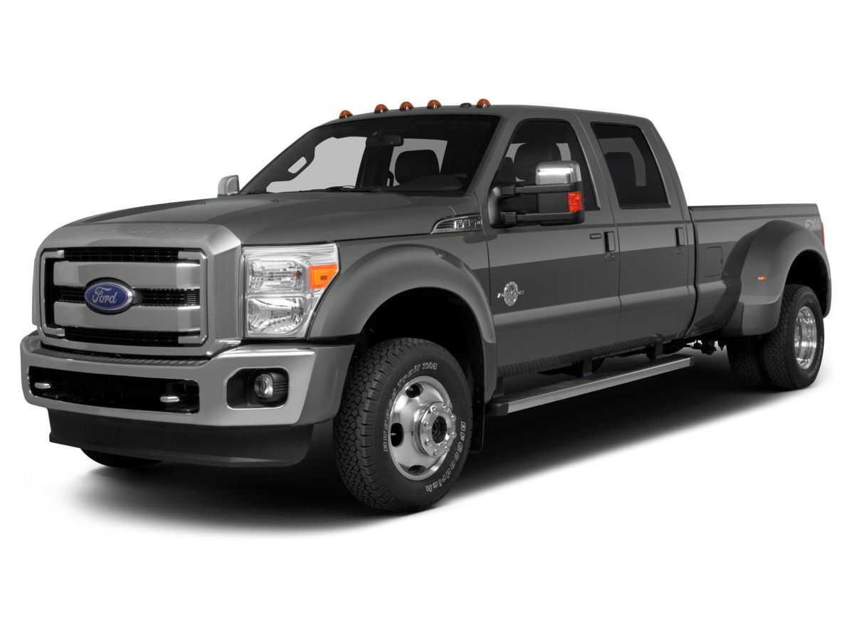 2014 Ford F-350SD White 373 Axle RatioGVWR 14000 lb Payload Package4-Wheel Disc BrakesTachom
