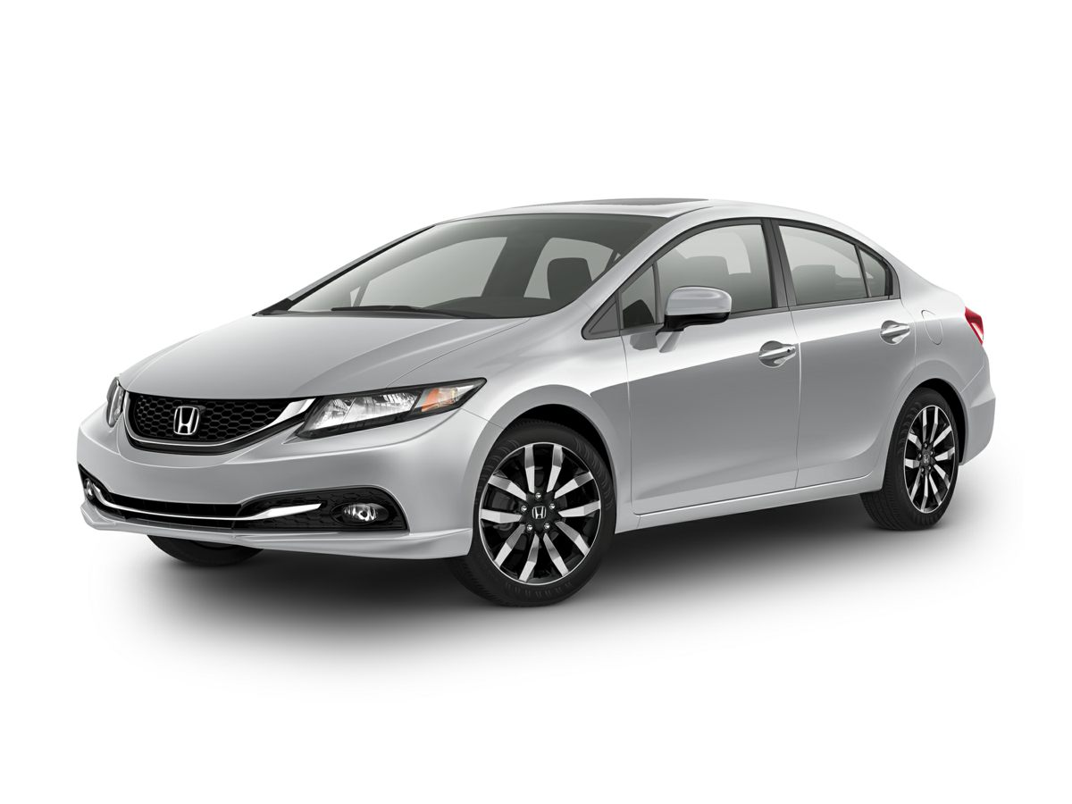 2015 Honda Civic EX-L Gray Civic EX-L and 4D Sedan Real Winner Why pay more for less If youv