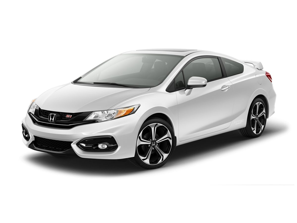 2014 Honda Civic Si Black Yeah baby Oh yeah Put down the mouse because this 2014 Honda Civic is