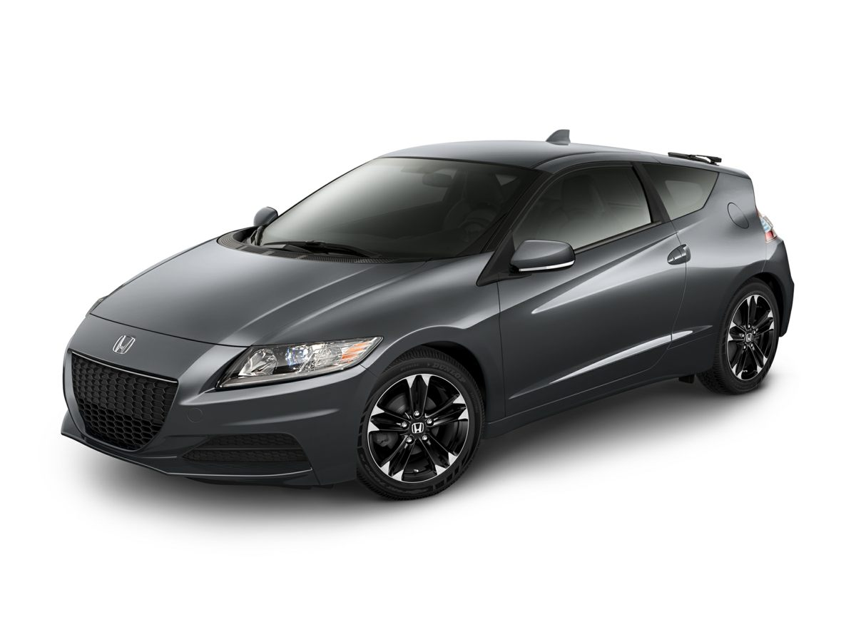 2014 Honda CR-Z Base Gray 16 Alloy WheelsFront Reclining Sport SeatsMesh Seat TrimRadio 160-W