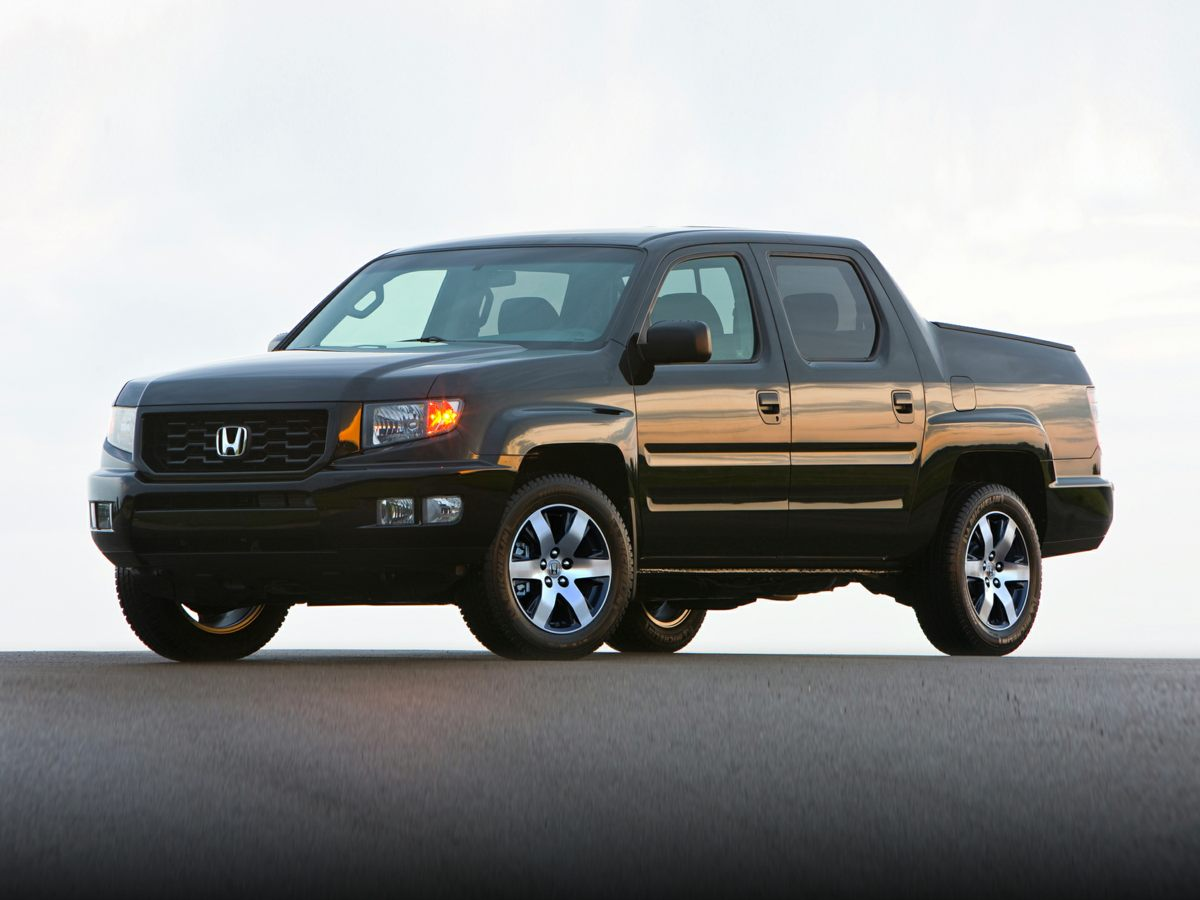 2014 Honda Ridgeline SE Black 453 Axle Ratio18 Alloy WheelsHeated Front Bucket SeatsLeather S