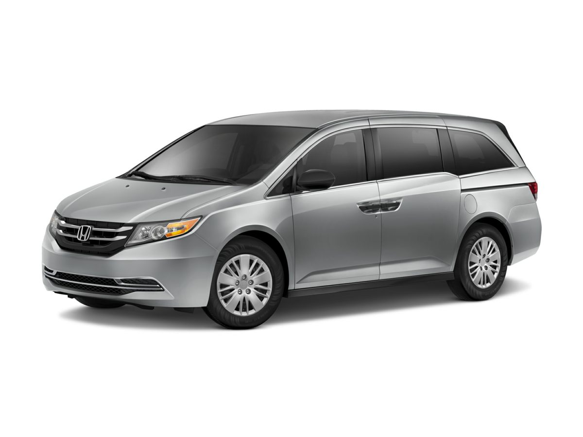 2016 Honda Odyssey LX Silver Hold on to your seats No games just business Imagine yourself beh