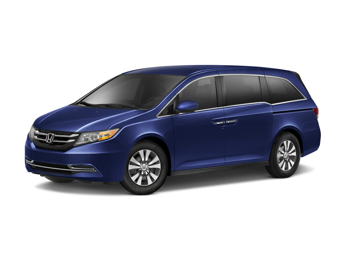 2014 Honda Odyssey EX Gray 425 Axle RatioFront Bucket SeatsCloth Seat TrimAMFMCD Audio Syste