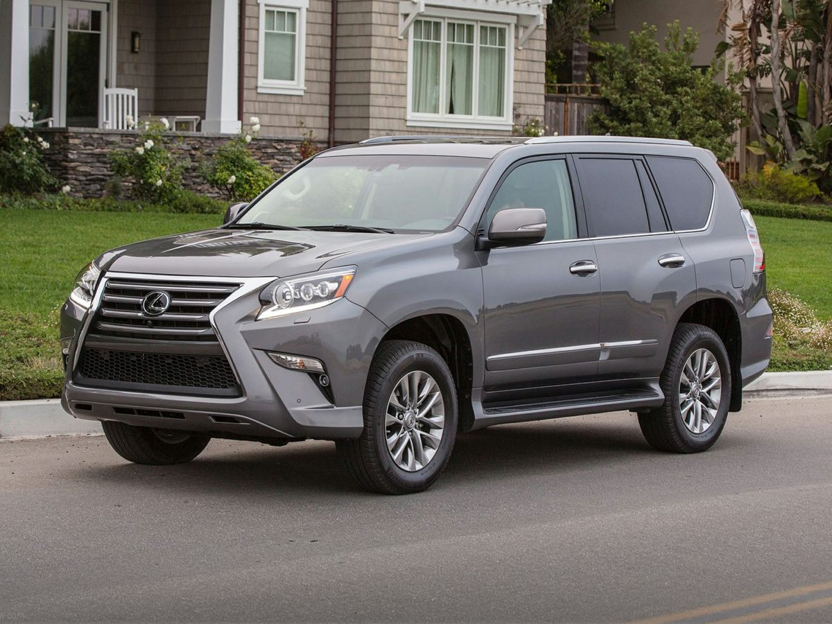 2015 Lexus GX 460 Silver 3909 Axle Ratio18 x 75 6-Spoke Aluminum Alloy WheelsNuLuxe Seat Tri