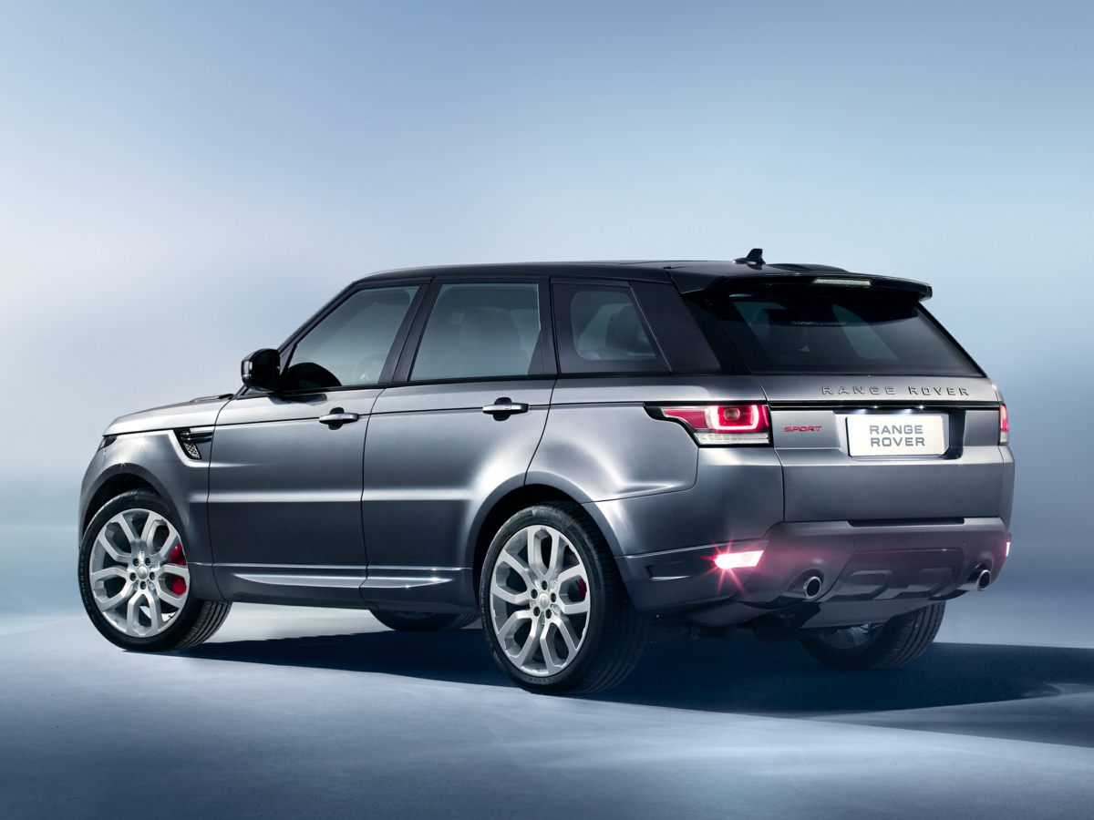 Pre-Owned 2014 Land Rover Range Rover Sport 3.0L V6 Supercharged HSE