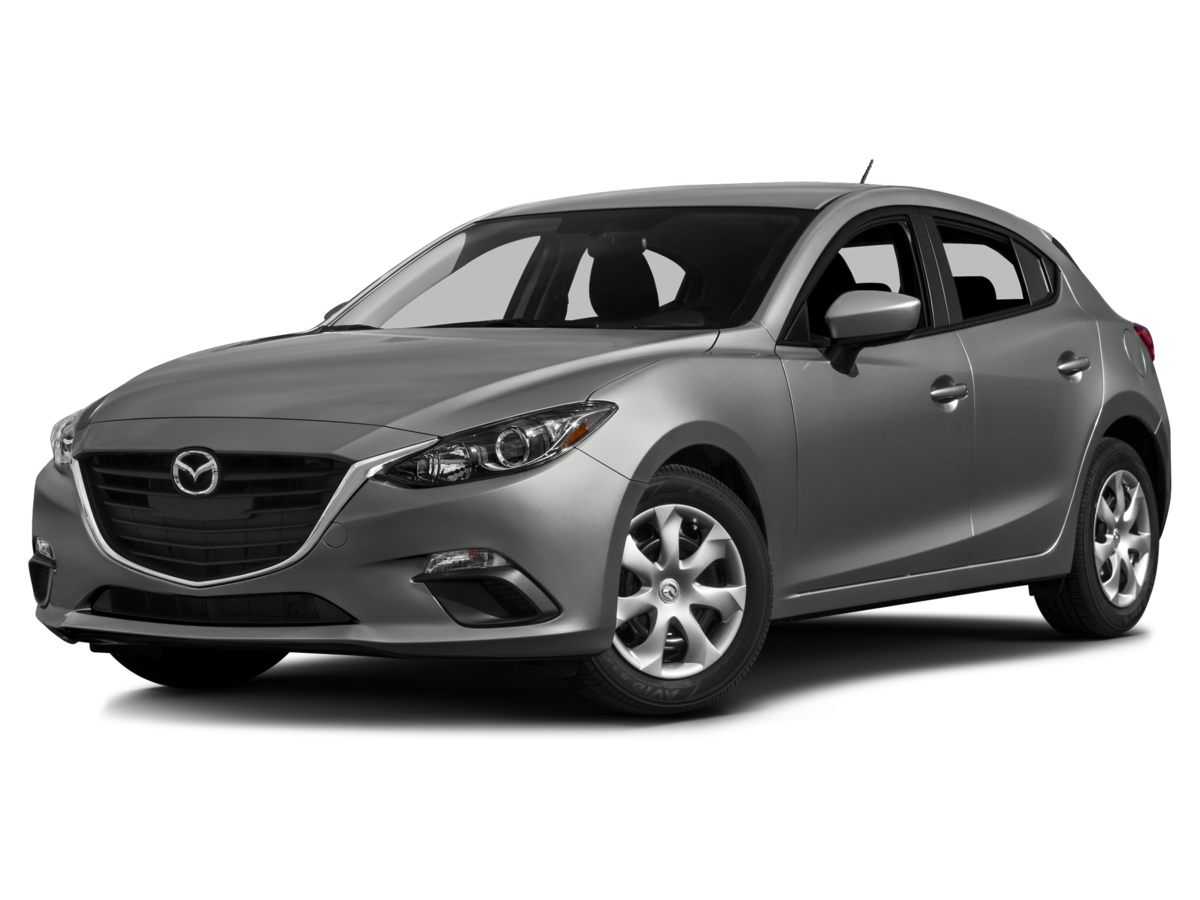 2014 Mazda Mazda3 Gray 4D Hatchback Navigation Call us now 5 STAR RATEDFully inspecte