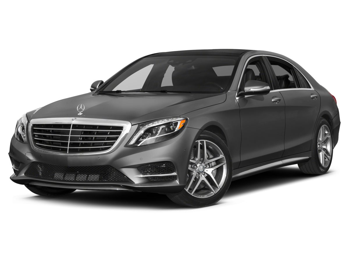 Certified Pre-Owned 2016 Mercedes-Benz S 550
