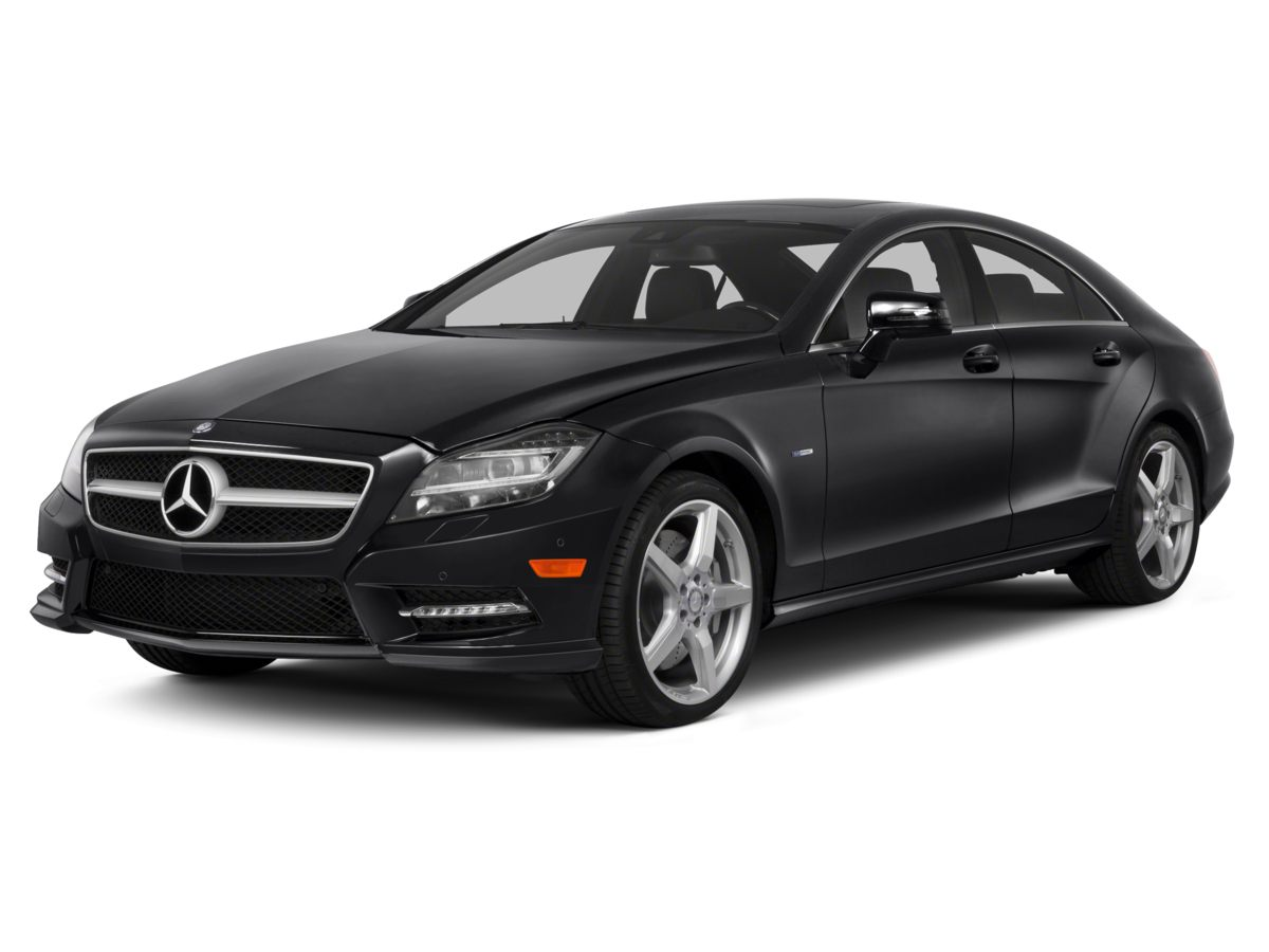 2014 Mercedes CLS-Class CLS550 Bucket SeatsLeather UpholsteryNavigation System wHD  Satellite R