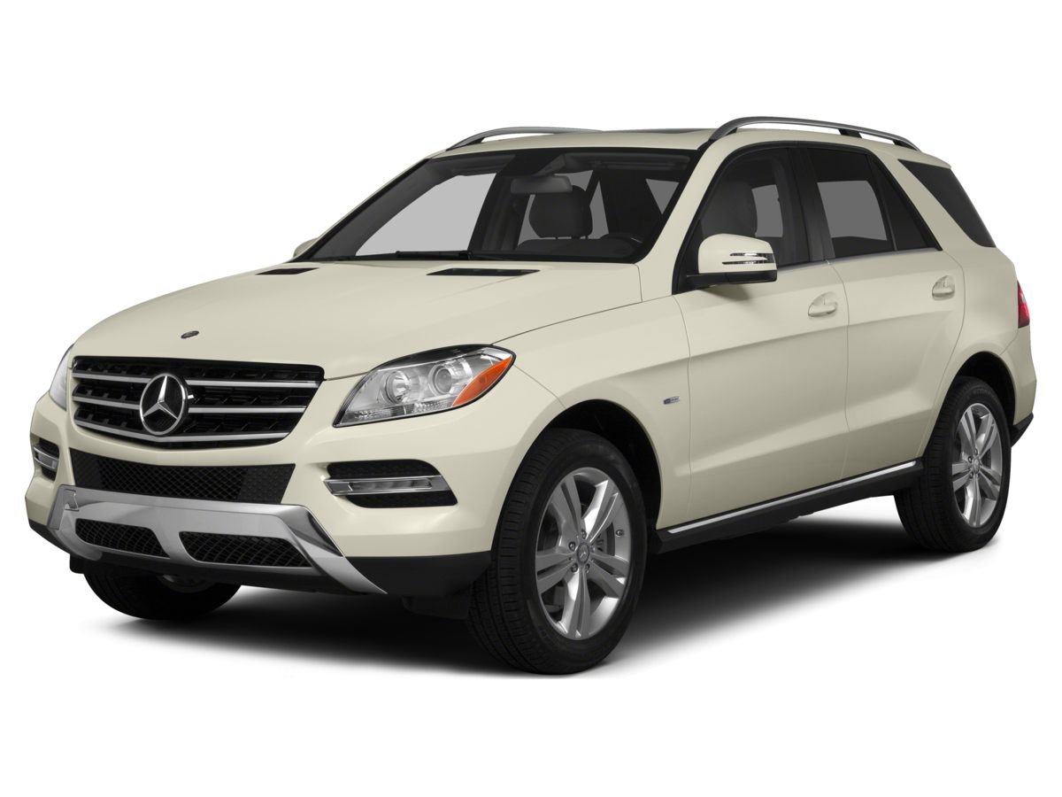 2014 Mercedes M-Class ML350 White 390 Axle Ratio19 Twin-5-Spoke Alloy WheelsHeated Front Bucke