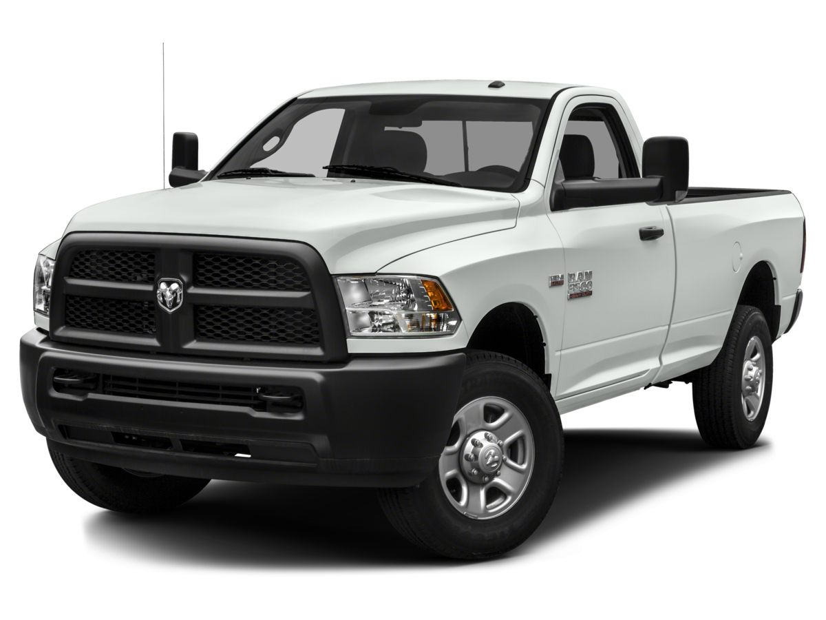 2015 Dodge Ram 3500 Tradesman White 373 Rear Axle RatioWheels 18 x 80 SteelHD Vinyl 4020