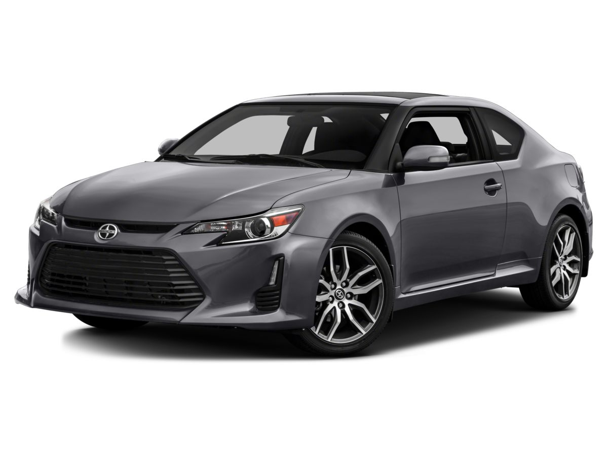 2014 Scion tC Gray 2D Coupe and 6-Speed Manual Come to the experts Gasoline How would you like