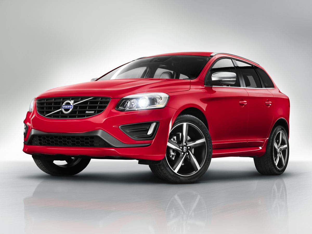 2015 Volvo XC60 Black 4-Wheel Disc BrakesAir ConditioningElectronic Stability ControlFront Buck