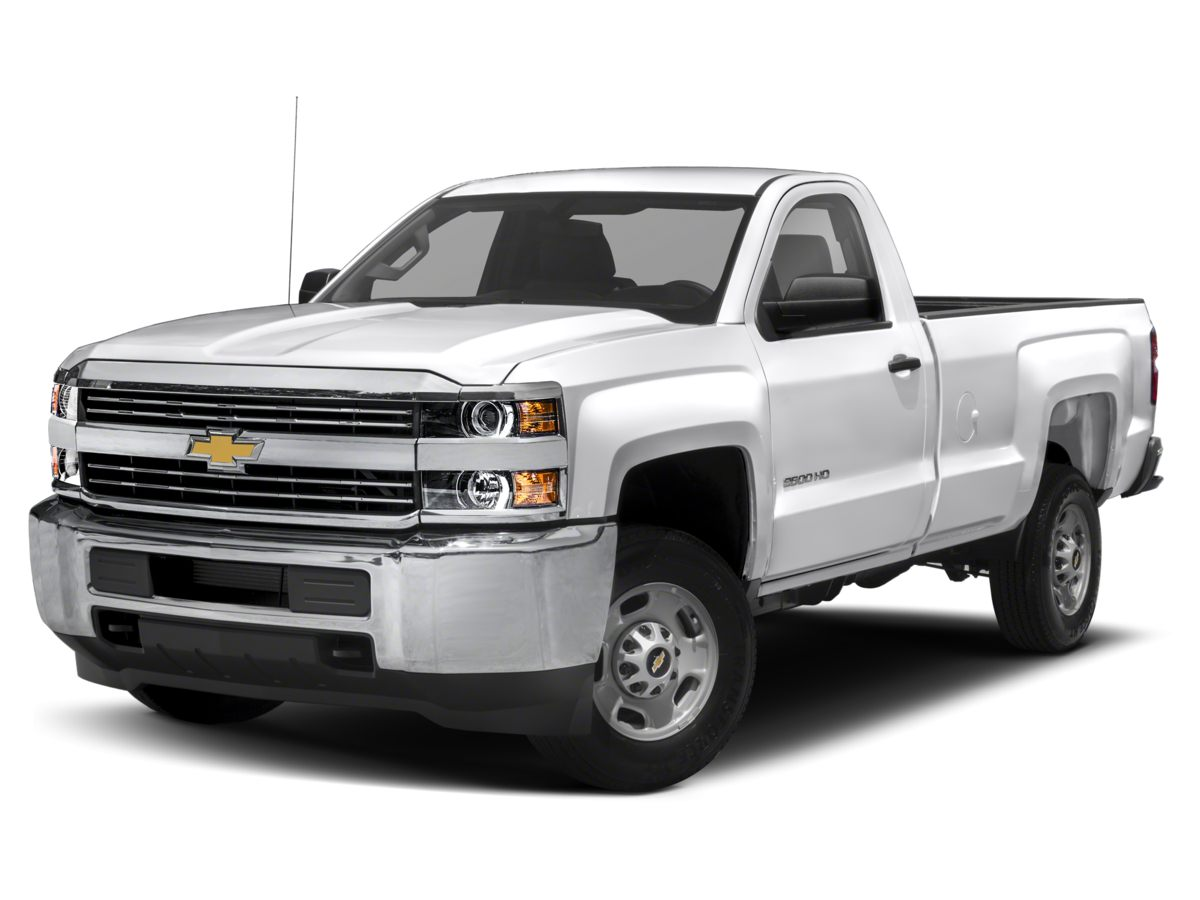 2016 Chevrolet Silverado 2500HD LT Blue 410 Rear Axle Ratio17 Machined Aluminum WheelsFront 4