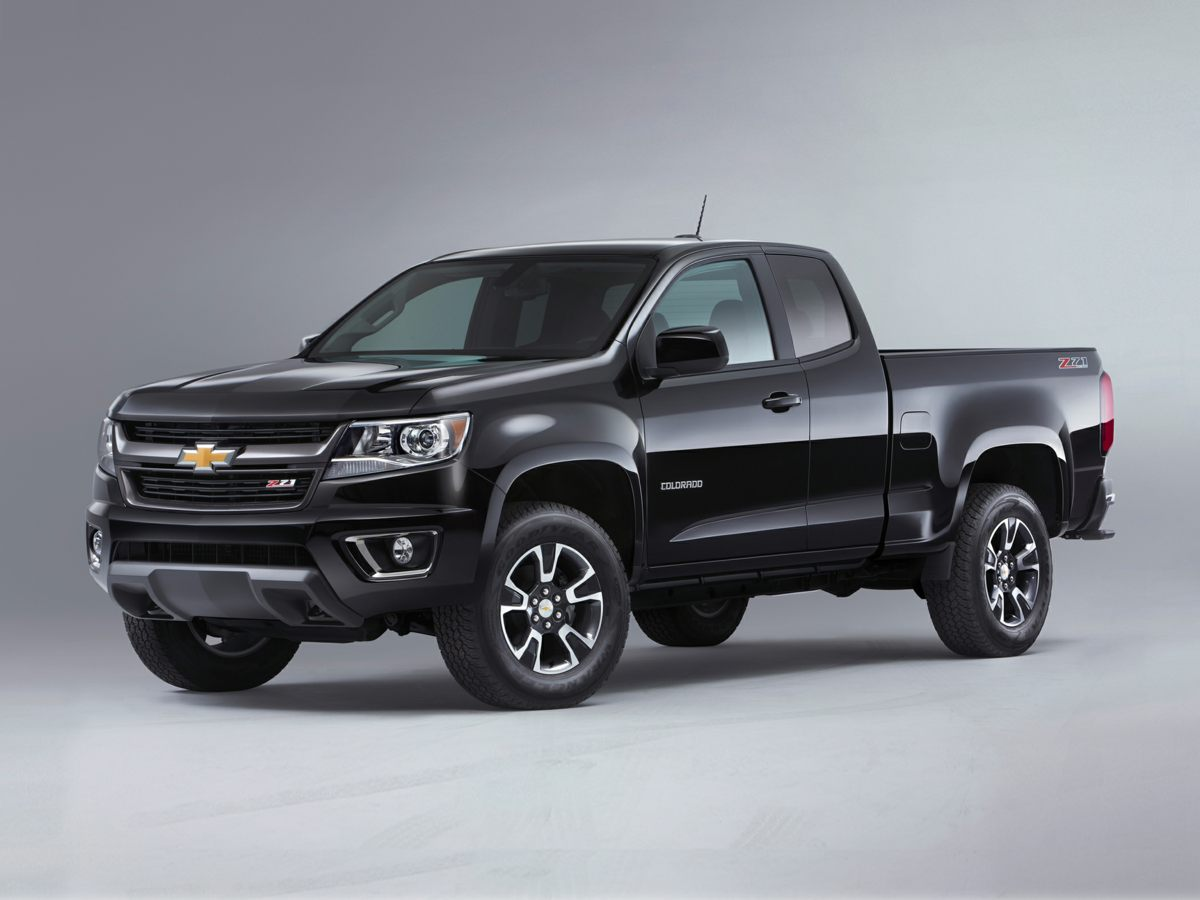 2017 Chevrolet Colorado Z71 Gray 2017 Chevrolet Colorado Z71 V6Preferred Equipment Group 4Z7