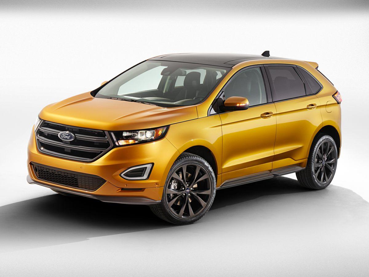 16 Ford Edge Sport
