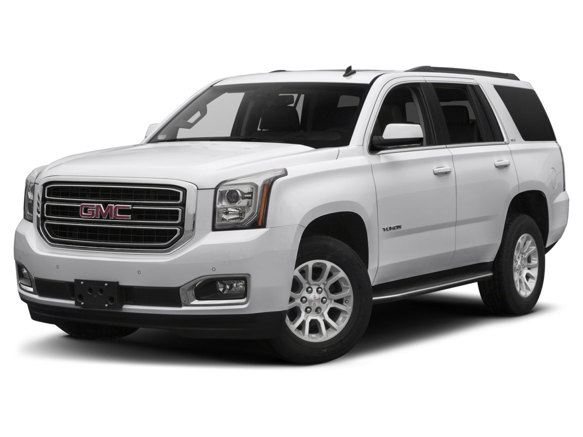 2015 GMC Yukon SLT Black Sun Entertainment  Destinations Package Power Tilt-Sliding Sunroof wE