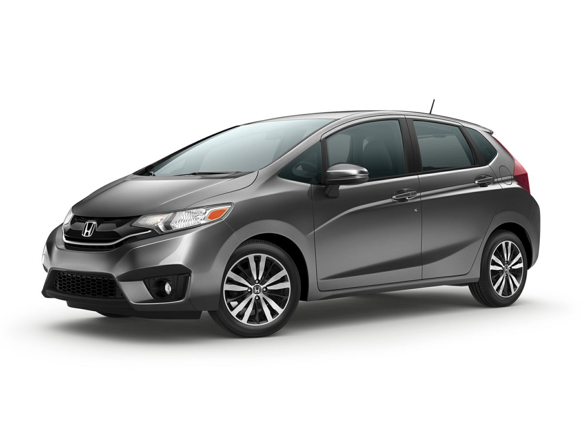 2017 Honda Fit EX-L Gray Its time for Manly Automotive Dont bother looking at any other car T