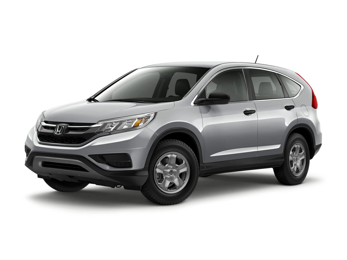 2015 Honda CR-V LX Gray 5048 Axle Ratio16 Styled Steel WheelsFront Bucket SeatsCloth Seat Tri