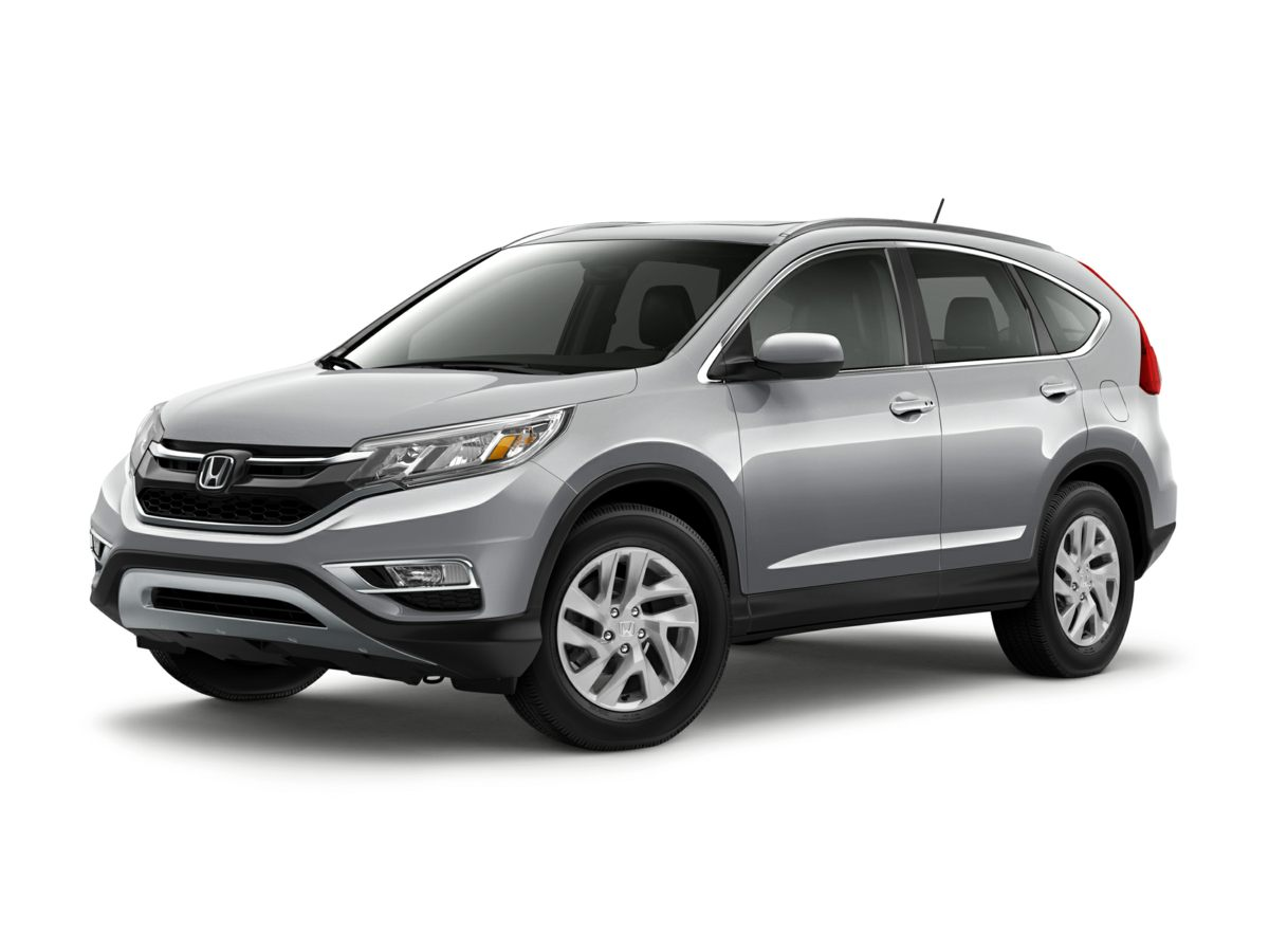 2016 Honda CR-V EX-L Red CR-V EX-L and 4D Sport Utility Gently used So few miles means its lik