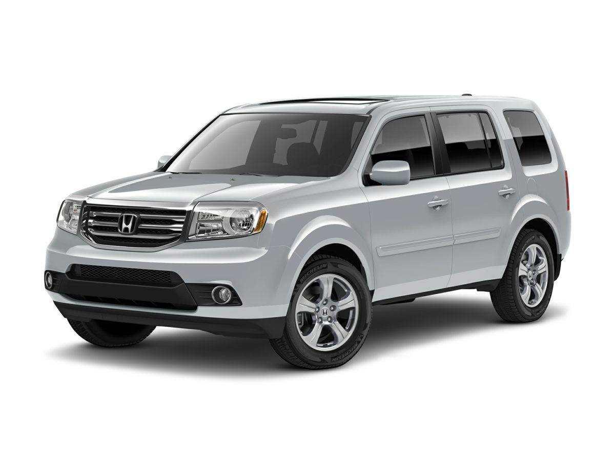 2015 Honda Pilot EX-L Black CARFAX One-Owner 4WD Odometer is 2857 miles below market average