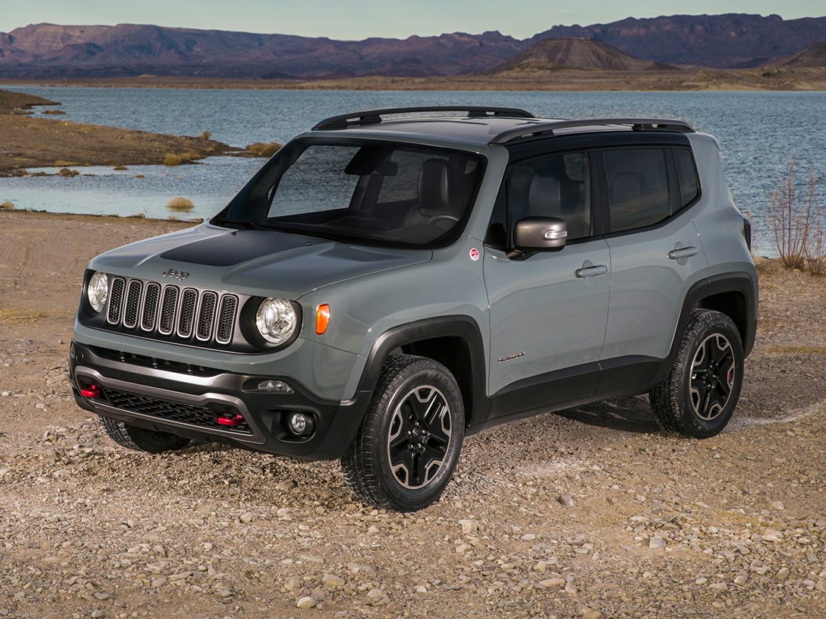 2015 jeep renegade trailhawk 4wd for sale in chattanooga tn cargurus. Black Bedroom Furniture Sets. Home Design Ideas