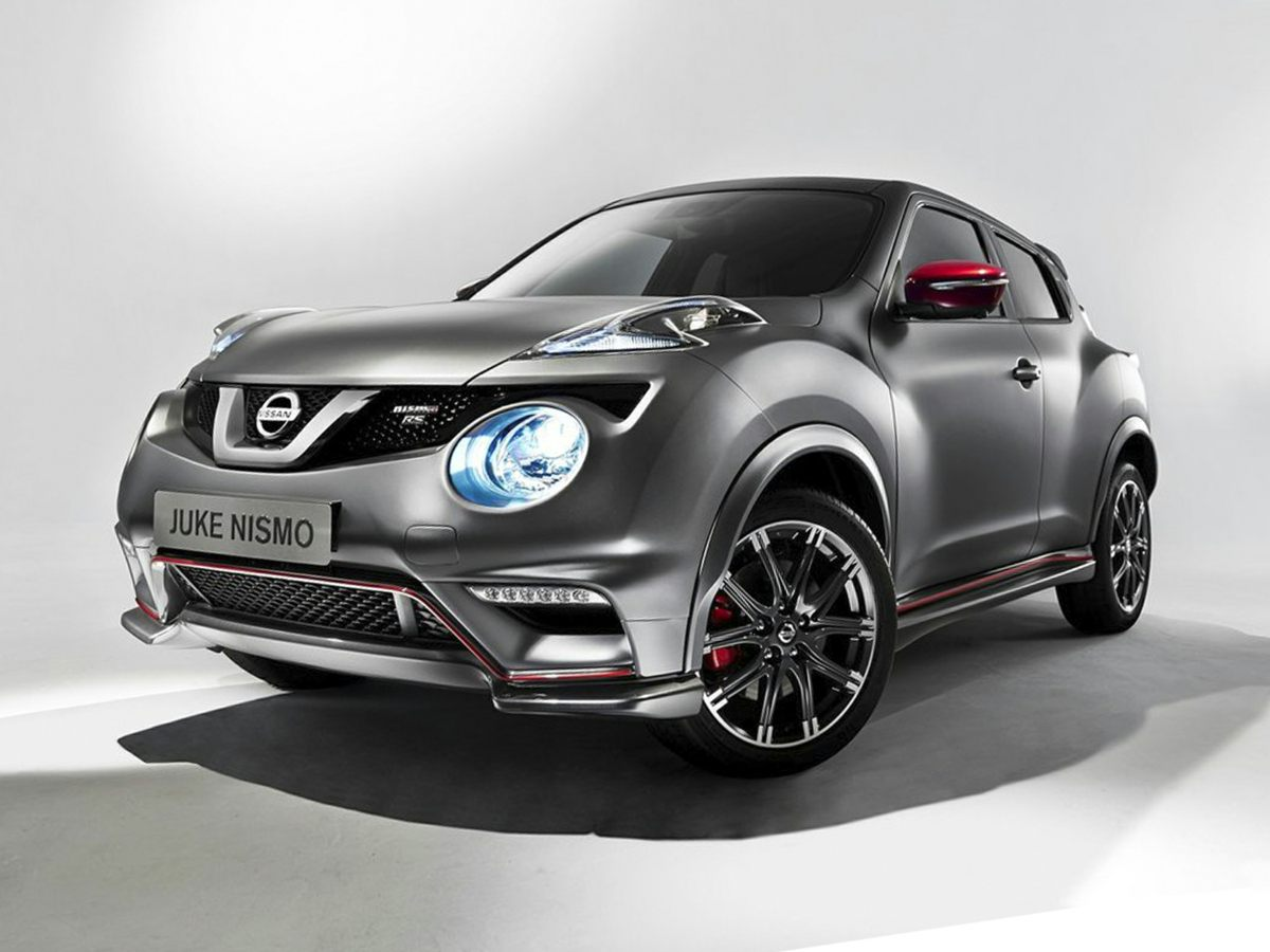 2016 Nissan Juke NISMO White Juke NISMO 4D Sport Utility AWD ABS brakes Electronic Stability