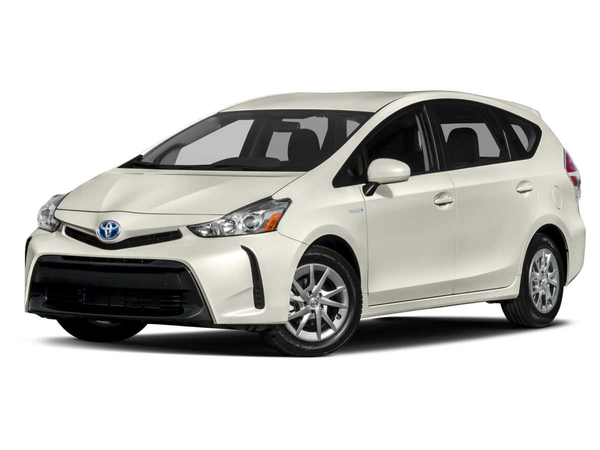 2016 Toyota Prius v Two Brown Prius v Two and 5D Wagon Come to the experts Hybrid Be the talk