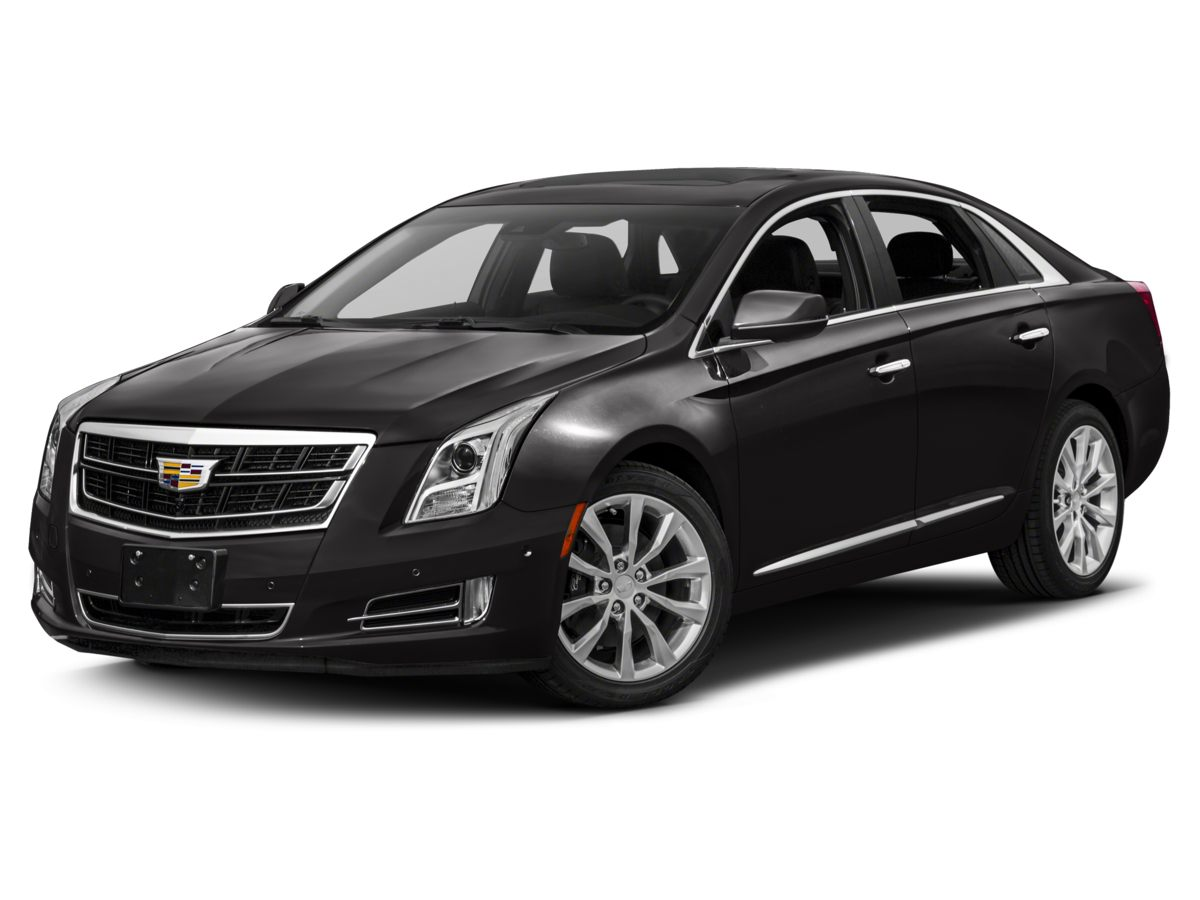 2017 Cadillac XTS Luxury White 2017 Cadillac XTS Luxury 36L V6 DGI DOHC VVT Driver Awareness Pac