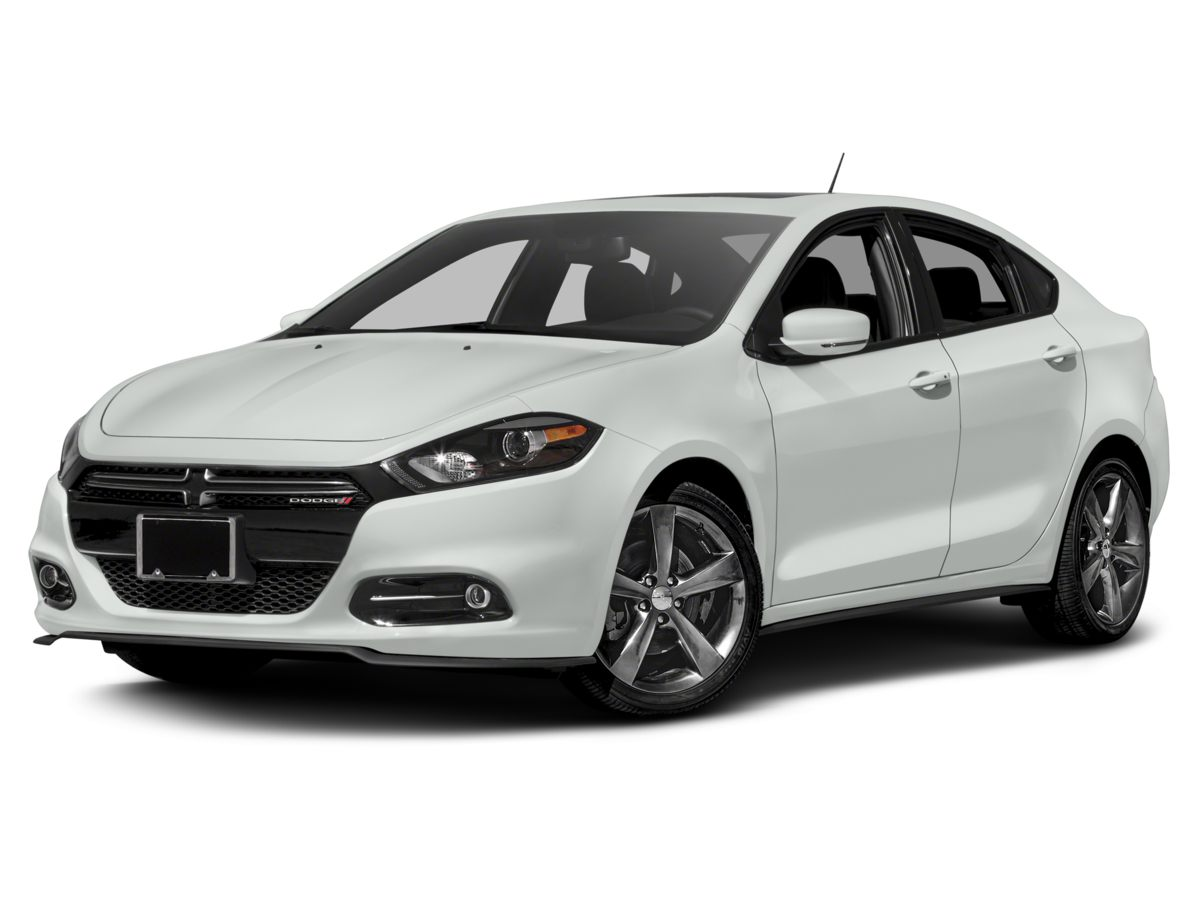 2016 Dodge Dart GT Gray Steady as she goes Stability and traction control grant you permission t