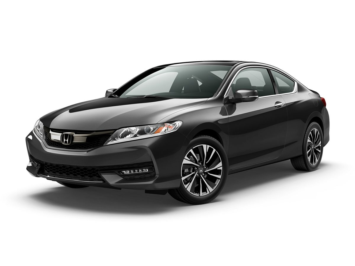 2017 Honda Accord EX Black Self-stick with leading-edge traction control Take charge of the wind