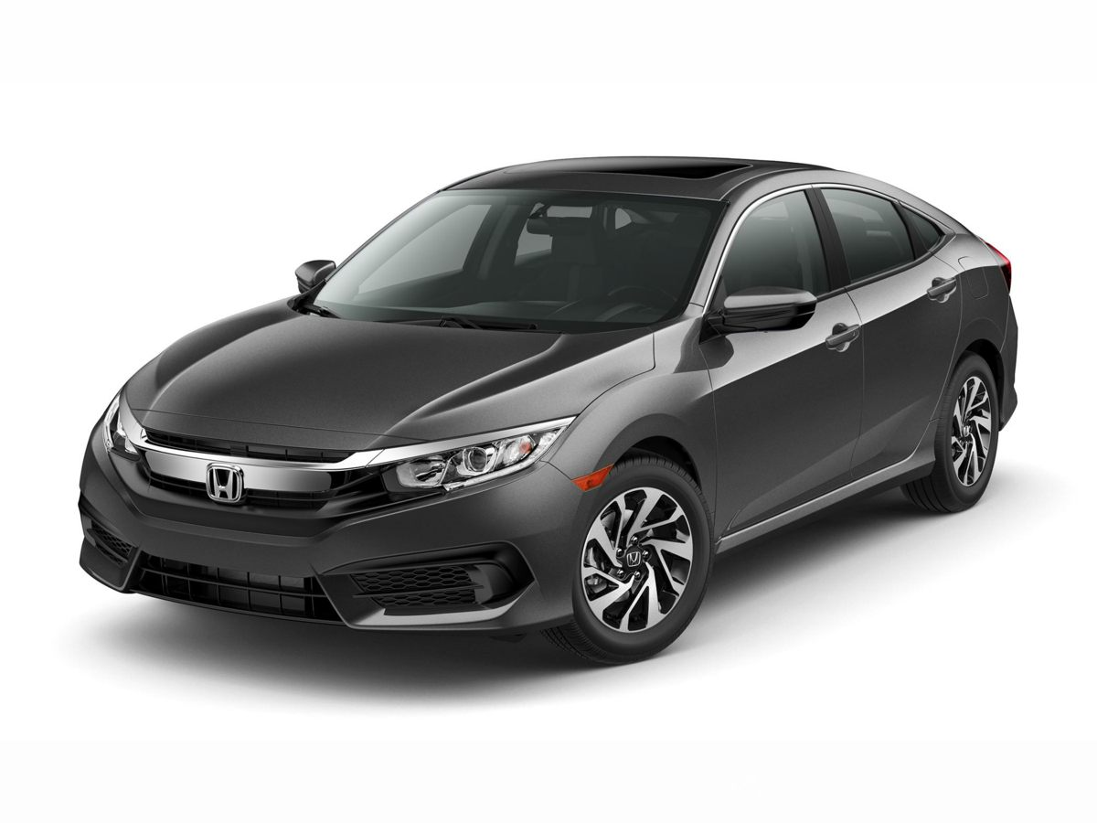 2016 Honda Civic EX Blue What are you waiting for Nice car Dont pay too much for the family c