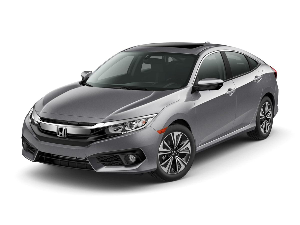 2016 Honda Civic EX-L Gray Turbo Wont last long This fantastic-looking 2016 Honda Civic is the
