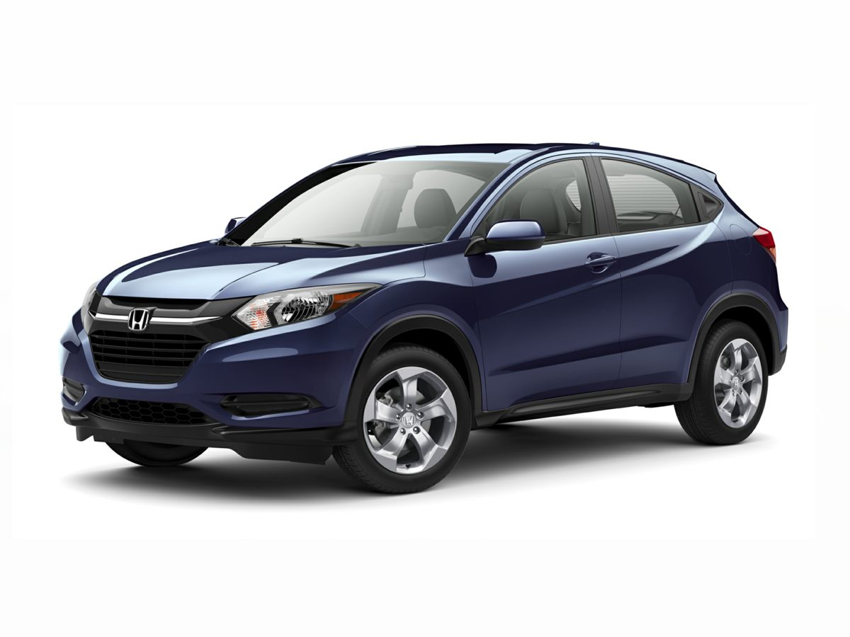 2017 Honda HR-V LX Green Fatten your monthly budget with the fuel savings Fueled by innovation