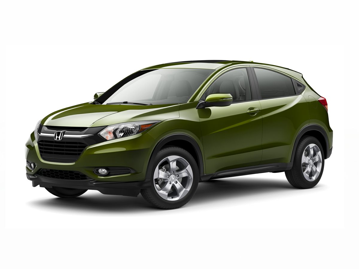 2017 Honda HR-V EX Gray All Wheel Drive The SUV youve always wanted Honda has outdone itself w