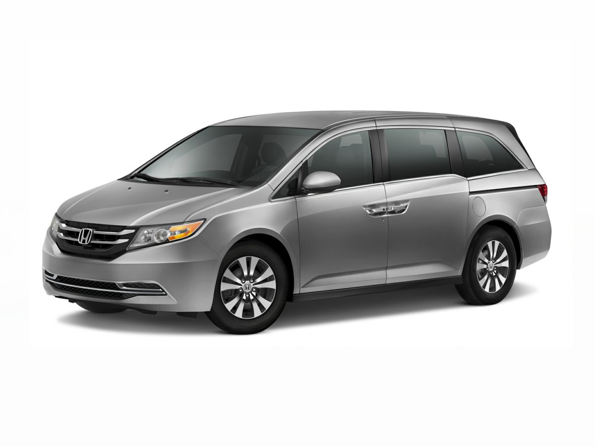 2016 Honda Odyssey SE Gray 425 Axle RatioCloth Seat TrimRadio 270-Watt AMFMCD Audio System