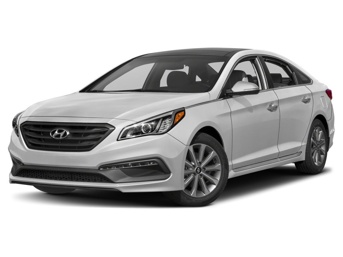 2016 Hyundai Sonata Limited Black Wheels 17 x 70J Aluminum AlloyHeated Fro