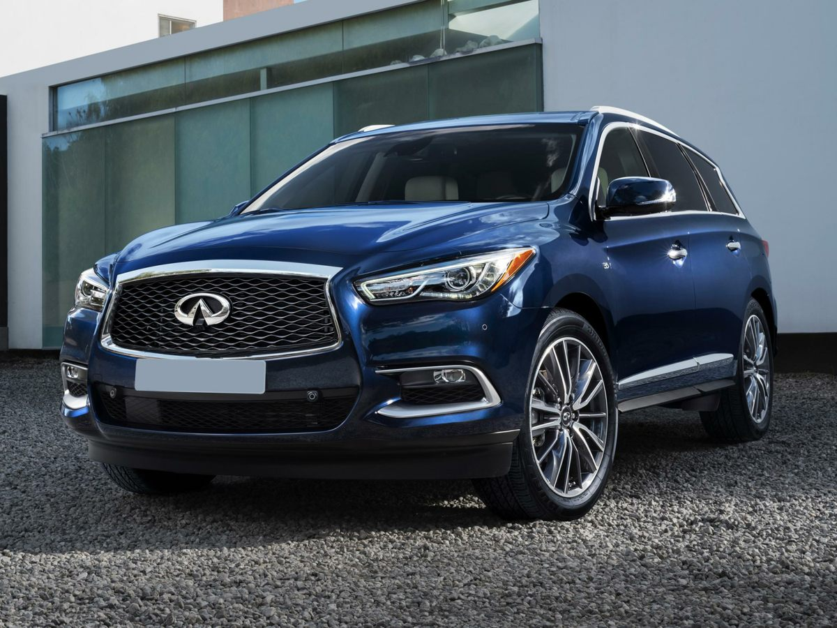 2016 INFINITI QX60 Base Silver Recent Arrival 2016 INFINITI QX60 - SAVE THOUSANDS with SPORT AUT