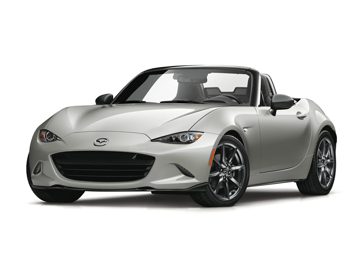 2016 Mazda Miata Club Silver Miata Club and 2D Convertible Quick on its toes Liberate yourself