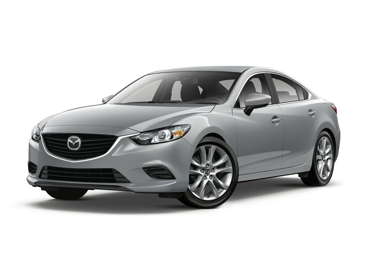 2016 Mazda Mazda6 i Gray Recent Arrival 2016 Mazda Mazda6 COVERED BY OUR NATIONWIDE  UNLIMITED