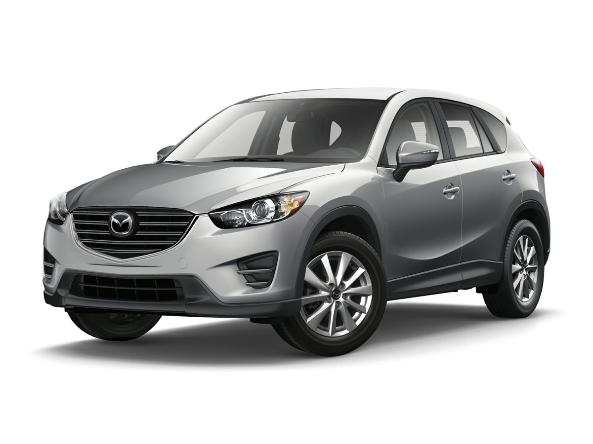 **Certified Pre-Owned 2016 Mazda CX-5 Sport FWD 4D Sport Utility