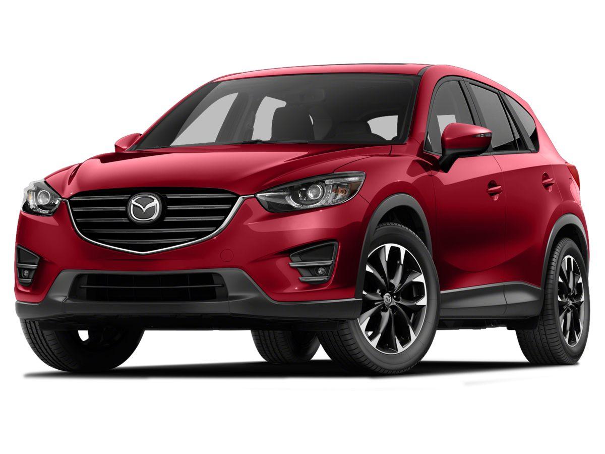 2016 Mazda CX-5 Touring Silver 462 Axle Ratio17 x 7J Aluminum Alloy WheelsSport Shape Front Se
