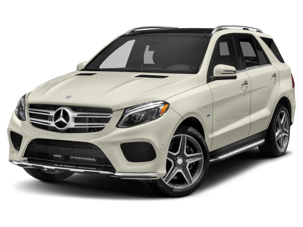 Used 2017 Mercedes-Benz GLE